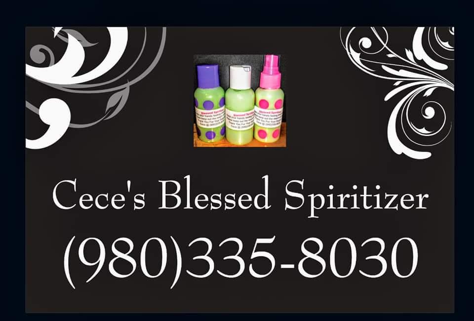 CeCe's Blessed Spiritizer